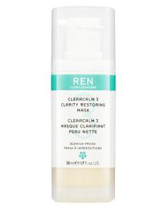 REN Clearcalm 3 Clarity Restoring Mask 50 ml