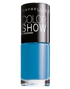 Maybelline 654 ColorShow - Superpower Blue 7 ml