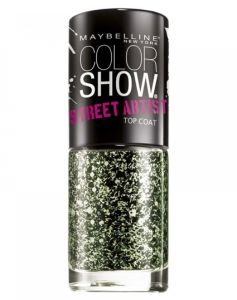 Maybelline 01 ColorShow - Boom Box Black 7 ml