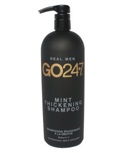 Unite GO247 Real Men Mint Thickening Shampoo 1000 ml