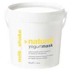 Milk Shake Natural Yogurtmask