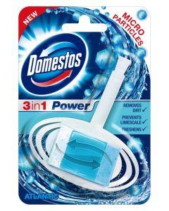 Domestos 3i1 Power Toiletblok - Atlantic  40 g