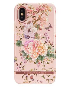 Richmond And Finch Peonies And Butterflies iPhone Xs Max Cover