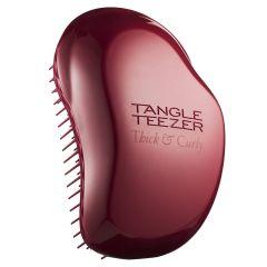 Tangle Teezer - Original Detangling For Thick & Wavy Hair - Rød