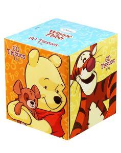 Disney Winnie The Pooh, Peterplys 60 Tissues