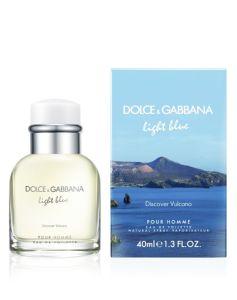 Dolce & Gabbana Light Blue - Discover Vulcano EDT 40 ml