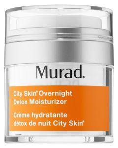 Murad City Skin Overnight Detox Moisturizer  50 ml