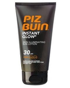 Piz Buin Instant Glow - Skin Illuminating Sun Lotion SPF 30 150 ml