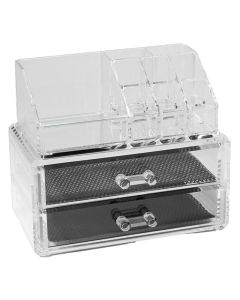 Makeup Organizer With Two Drawers - Ref. RAN5048