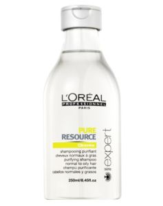 Loreal Pure Ressource Shampoo  250 ml