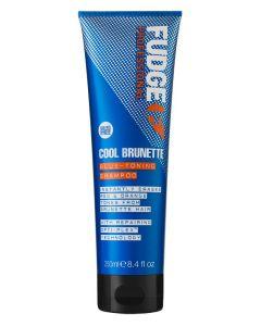 Fudge Cool Brunette Blue-Toning Shampoo 250 ml