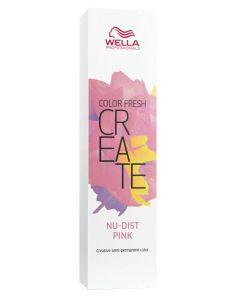 Wella Color Fresh Create Nu-Dist Pink 60 ml