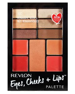 Revlon Eyes, Cheeks + Lips Palette Romantic Nudes