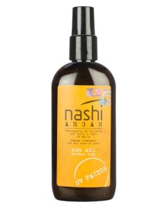 Nashi Argan Sun Oil SPF15 125 ml