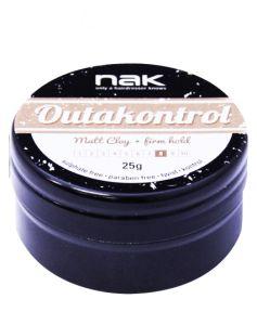NAK Outakontrol Matt Clay Firm Hold (lille)