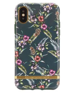 Richmond And Finch Emerald Blossom iPhone Xs Max Cover
