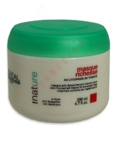 Loreal Masque Richesse Nature Mask (U) 200 ml