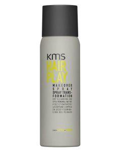 KMS Hairplay Makeover Spray - Rejse Str. (N) 75 ml