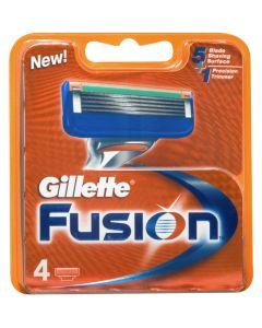 Gillette Fusion 4 pak