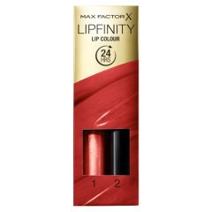 Max Factor Lipfinity Lip Colour - 125 So Glamorous
