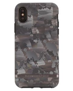 Richmond And Finch Camouflage iPhone Xs Max Cover
