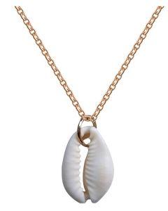 Everneed Shell Halskæde - guld