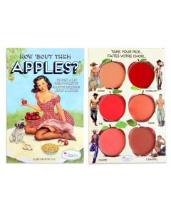 The Balm How 'Bout Them Apples - Cheek & Lip Cream Palette