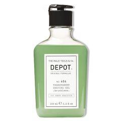Depot No. 406 Transparent Shaving Gel 100 ml