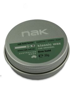 NAK Klassic Wax The Original firm holdam