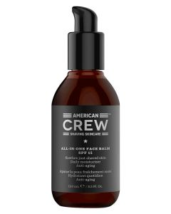 American Crew All In One Face Balm Broad Spectrum SPF 15 170 ml