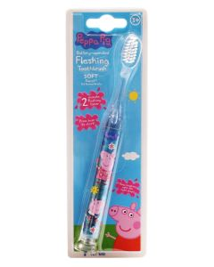 Peppa Pig Toothbrush w. light