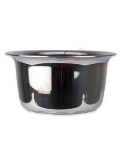 Shaving Soap Bowl - Silver 0000066