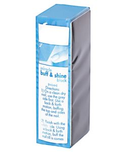 Sibel Nails Miracle Buff & Shine, 2 way buffer block