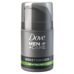 Dove Men + Care Moisturiser Revitalise + 50 ml