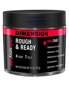 Style Sexy Hair Rough & Ready Dimension With Hold (N)