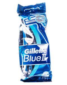Gillette Blue 2 - Engangsskrabere 10 pak