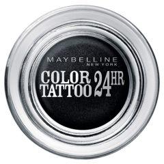 Maybelline Color Tattoo 24HR - 60-Timeless Black