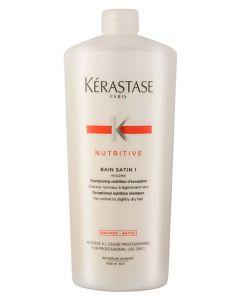 Kerastase Nutritive Bain Satin 1 shampoo 1000 ml