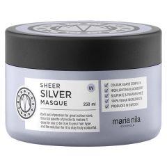 Maria Nila Sheer Silver Masque 250 ml