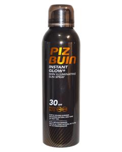 Piz Buin Instant Glow Skin Illuminating Sun Spray SPF 30 150 ml