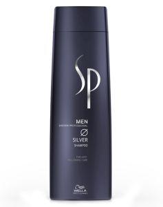 Wella SP Men Silver Shampoo 250 ml
