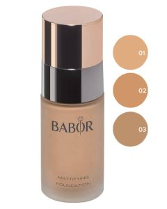 Babor Mattifying Foundation 01 Ivory (N) 30 ml