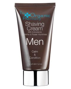 The Organic Pharmacy Men Shaving Cream 75 ml