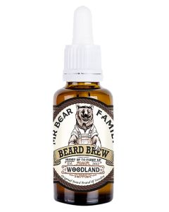 Mr Bear Family Beard Brew - Woodland 30 ml