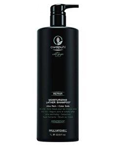 Paul Mitchell Awapuhi Moisturizing Shampoo (sort) 1000 ml