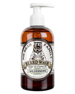 Mr Bear Family Beard Wash - Wilderness 250 ml