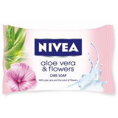 Nivea Aloe Vera & Flowers Hånd- og Kropssæbe