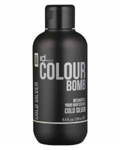 ID Hair Colour Bomb - Cold Silver 250 ml