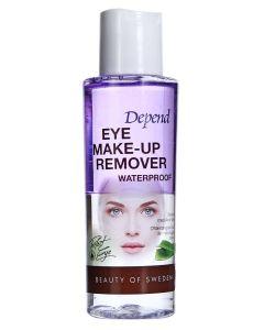 Depend Eye Make Up Remover Waterproof 100 ml