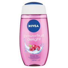 Nivea Powerfruit Delight Shower Gel 250 ml